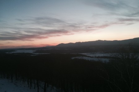 SunsetOverCatskills-PBanks