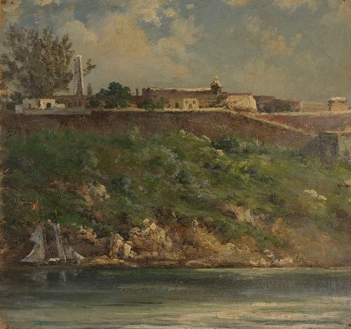 Fritz Melbye, Frederic Church, Hudson River School, FE Church, FEC, Hudson, Catskill, Denmark