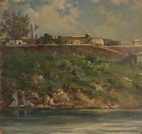 Pissarro: A Meeting on St. Thomas