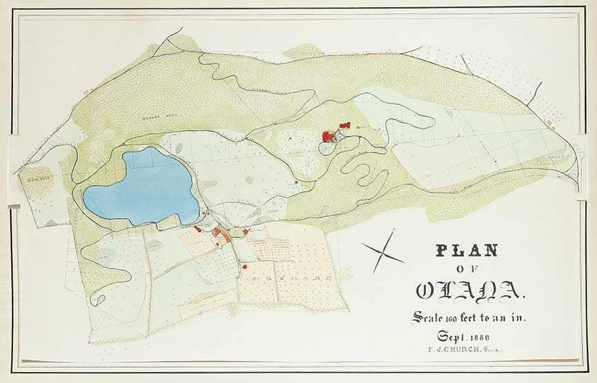 Olana's Historic Landscape Tour