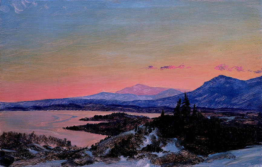 Glories of The Hudson – Frederic Edwin Church's Views from Olana