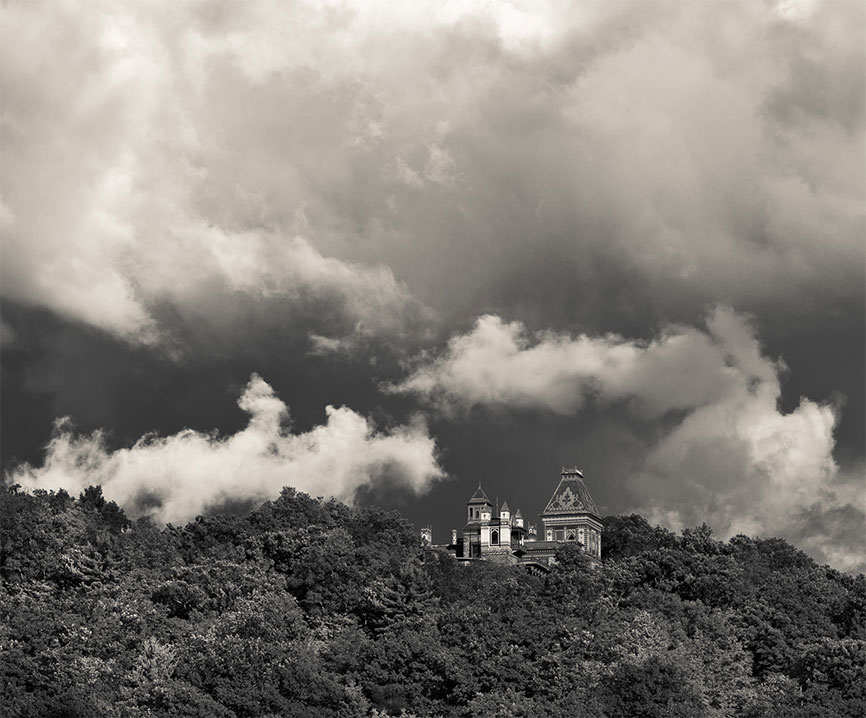 Olana's Dynamic Landscape – Photographs by Peter Aaron