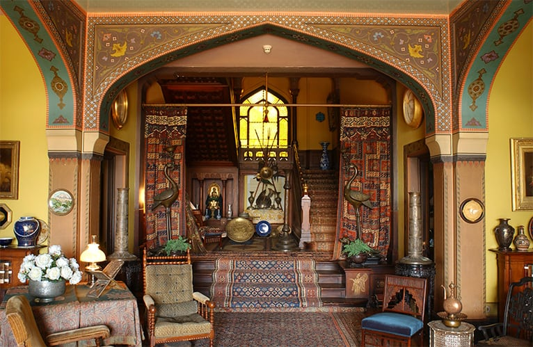 Historic Approach & Interiors Tour