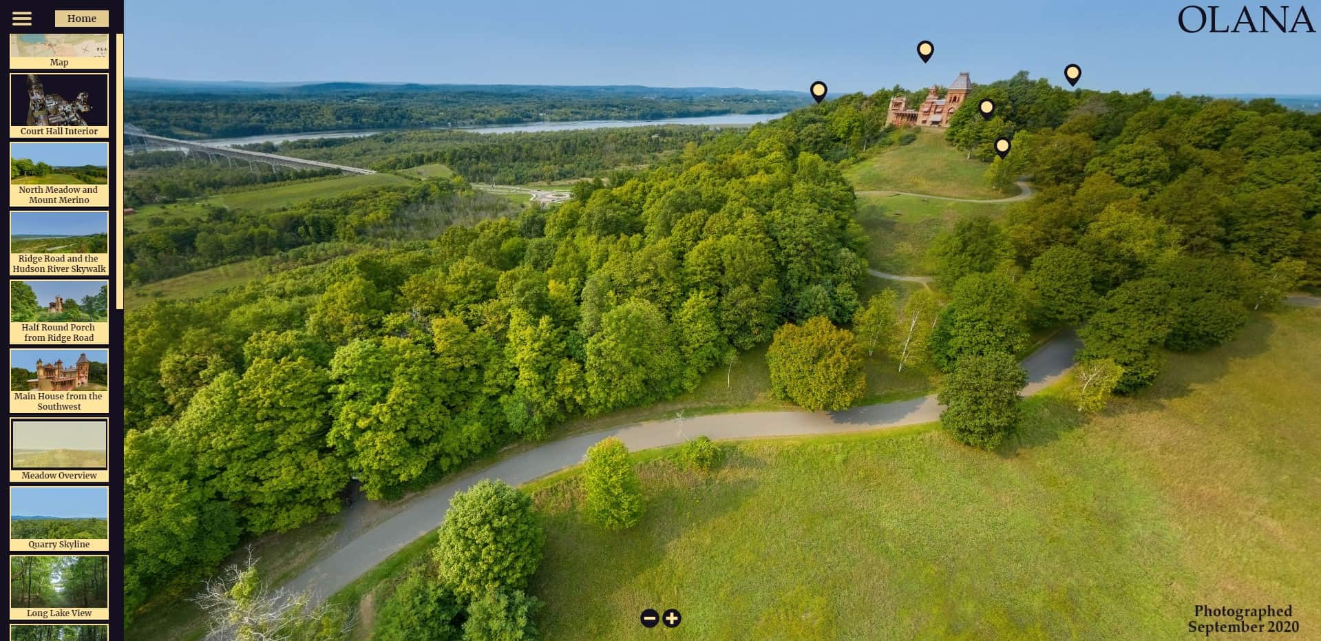 360 Landscape Overview